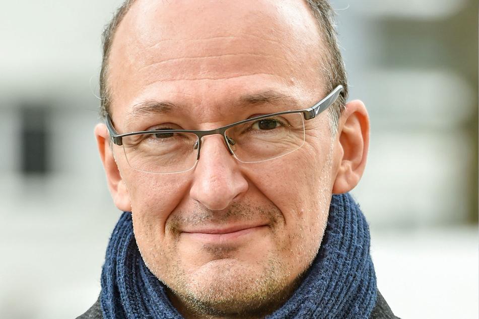 Amtsleiter Dr. Robert Franke (43).