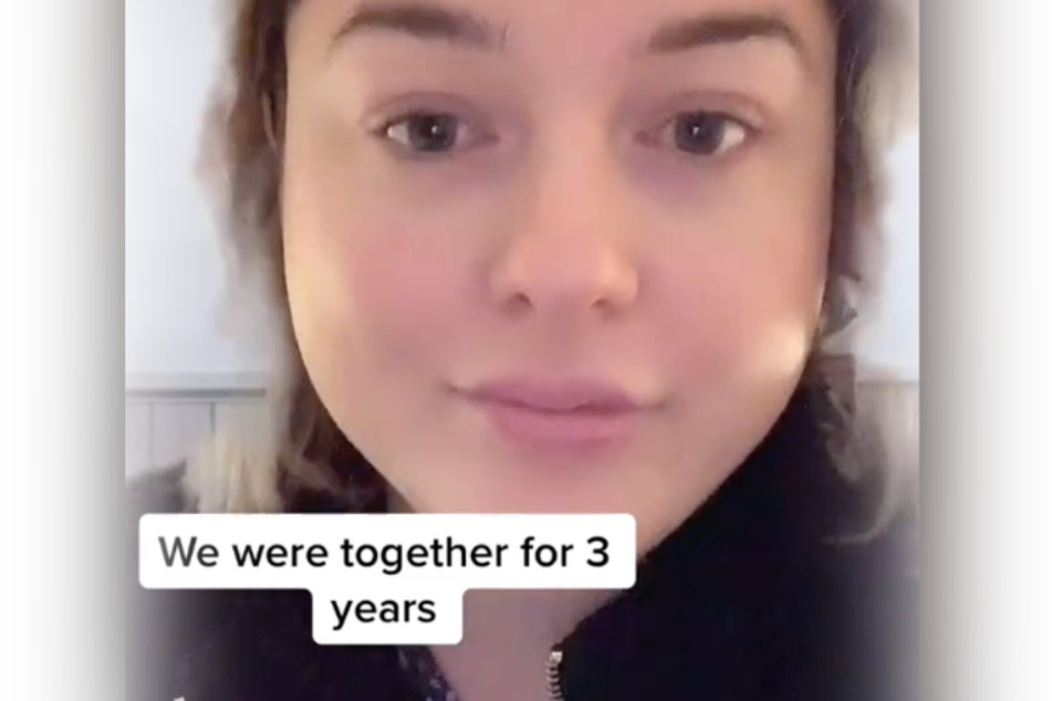 On TikTok, Jade Purvis shares the curious circumstances under which she met her husband.