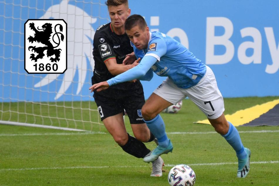 TSV 1860 München kommt im Heimspiel nicht über Remis hinaus