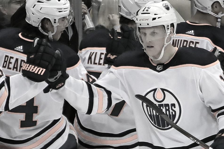 Tod nach Hirnblutung: Deutscher NHL-Profi Draisaitl trauert um Mitspieler