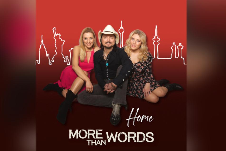"""Country, Pop und gute Laune sind auf dem neuen Album von """"More than Words"""" gut abgemischt."""