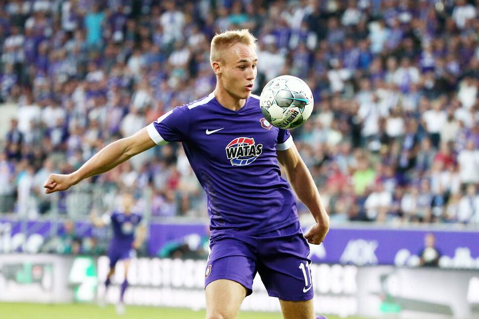 2018 kam Florian Krüger aus Schalke, jetzt könnte es ihn nach Berlin ziehen.