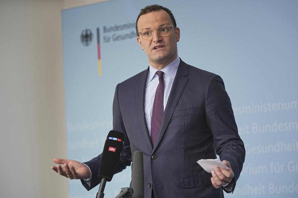 Bundesgesundheitsminister Jens Spahn (41, CDU) schafft die Gratis-Corona-Tests ab.