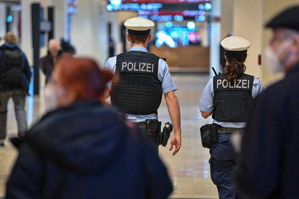Laut einem Medienbericht ist oder war jeder fünfte Bundespolizist wegen der Corona-Pandemie in Quarantäne.