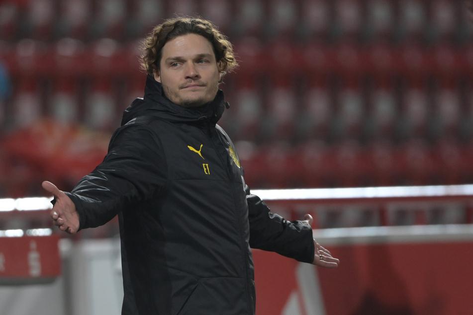 Edin Terzic (38) konnte den BVB bislang noch nicht auf die Erfolgsspur zurückführen.