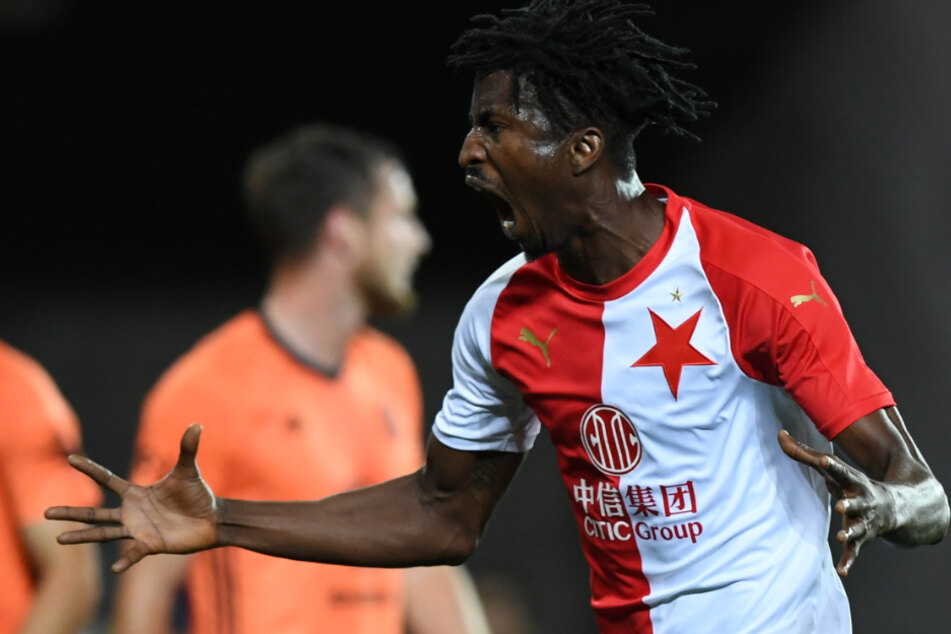 Im Fokus des VfB Stuttgart: Der Nigerianer Peter Olayinka (24).