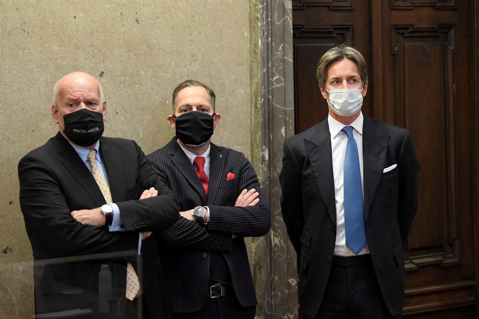 Österreichs Ex-Finanzminister zu acht Jahren Haft verurteilt