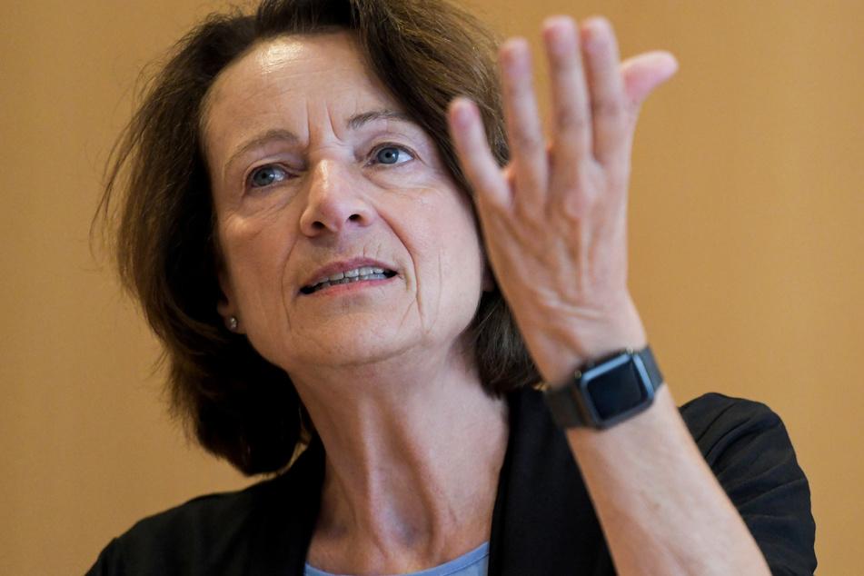 Dagmar Freitag (68), SPD-Politikerin und Bundestagsabgeordnete.