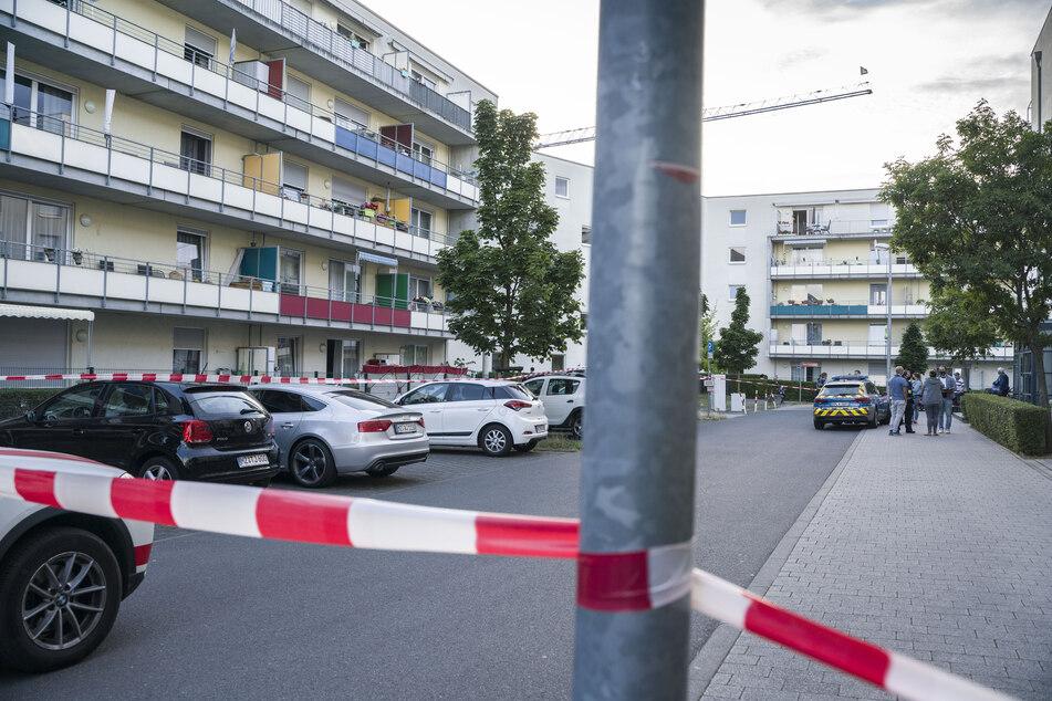 Nach Messerattacke: Polizei erschießt bewaffneten Mann