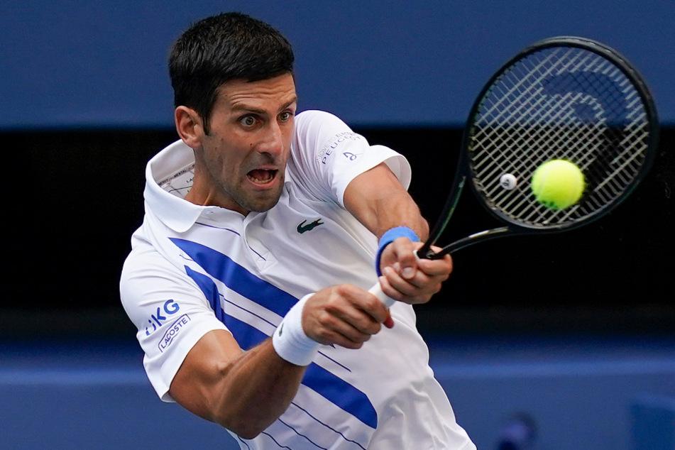 Eklat bei US-Open: Weltranglisten Erster Novak Djokovic disqualifiziert