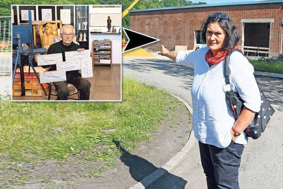Zwickauer Stadträtin jagt verlorenen Schatz