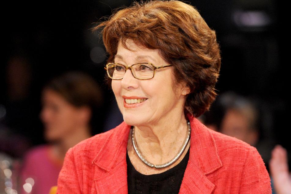 Marianne Koch (89), früher Filmstar und dann Ärztin, ruft Unentschlossene zur Corona-Impfung auf. (Archivbild)