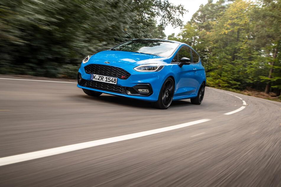 """Ford bringt den Fiesta als """"ST Edition"""" mit 200 PS raus!"""