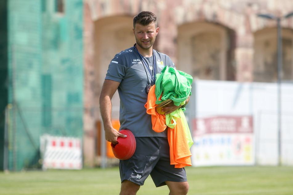 CFC-Coach Daniel Berlinski (35) hat aktuell viele Ausfälle in seinem Kader zu beklagen.