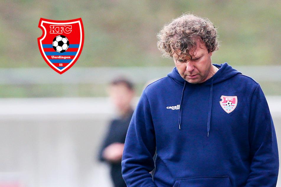KFC Uerdingen feuert Trainer Stefan Krämer!