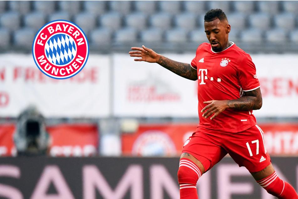 Ablösefreier Ex-Bayern-Star Jerome Boateng offenbar bei vielen Vereinen auf Liste!