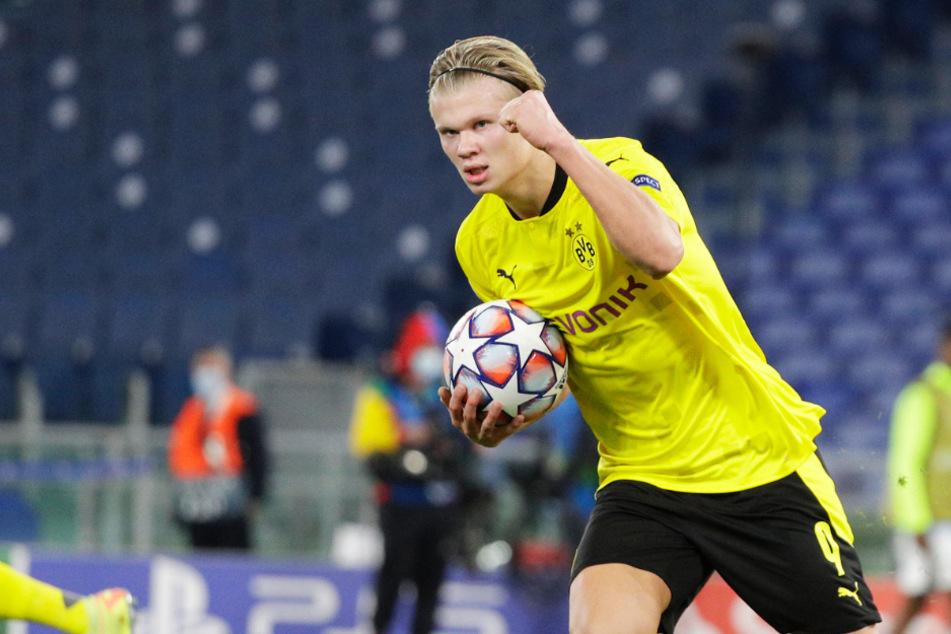 Erling Haaland (20) muss nicht in Quarantäne. Einem Einsatz am Samstagabend gegen Hertha BSC steht somit nichts mehr im Wege.