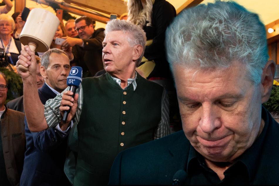 Oberbürgermeister Dieter Reiter (63, SPD) schwang zuletzt 2019 den Hammer. Genau wie 2020 wird es auch in diesem Jahr keine Wiesn geben.