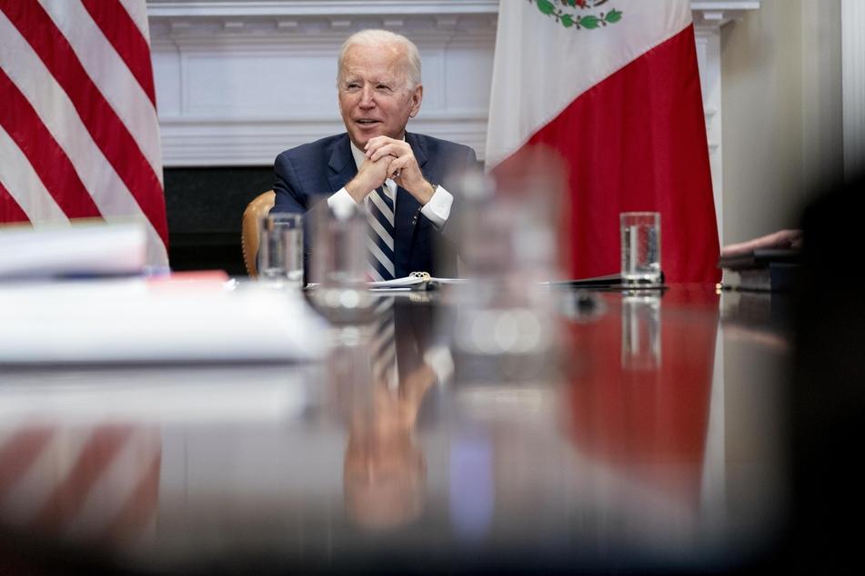 Joe Biden (78), Präsident der USA, hat den Kampf gegen die Pandemie zu einem seiner wichtigsten Ziele erklärt.