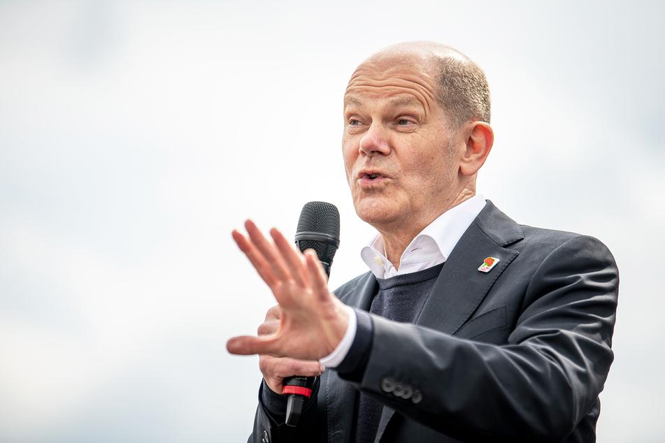 Olaf Scholz (62, SPD) will innereuropäisches Fliegen teurer machen.