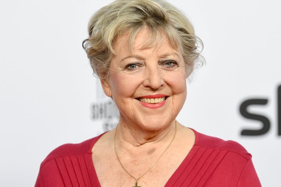 Marie-Luise Marjan (79), Schauspielerin.