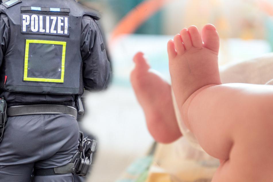 Schock für frisch gebackene Mutter: Mann entführt Baby aus Krankenhaus