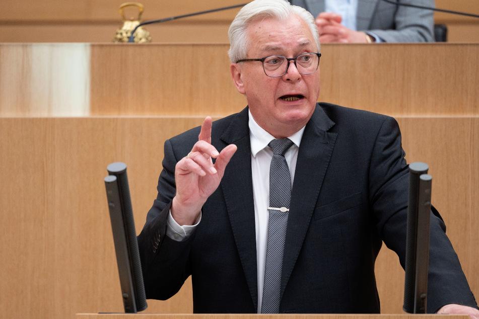 Bernd Gögel erneut zum AfD-Fraktionsvorsitzenden gewählt