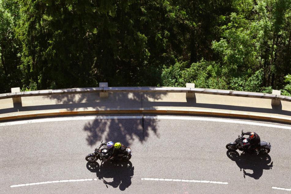 Osterverkehr: Polizei erwartet zahlreiche Motorradfahrer und gibt wichtige Tipps