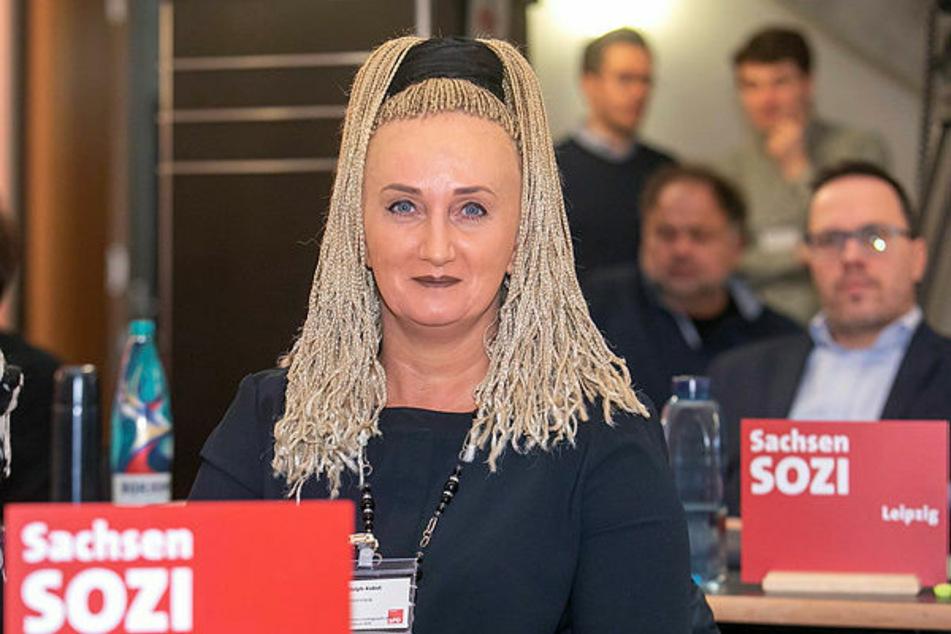 Irena Rudolph-Kokot (49, SPD).
