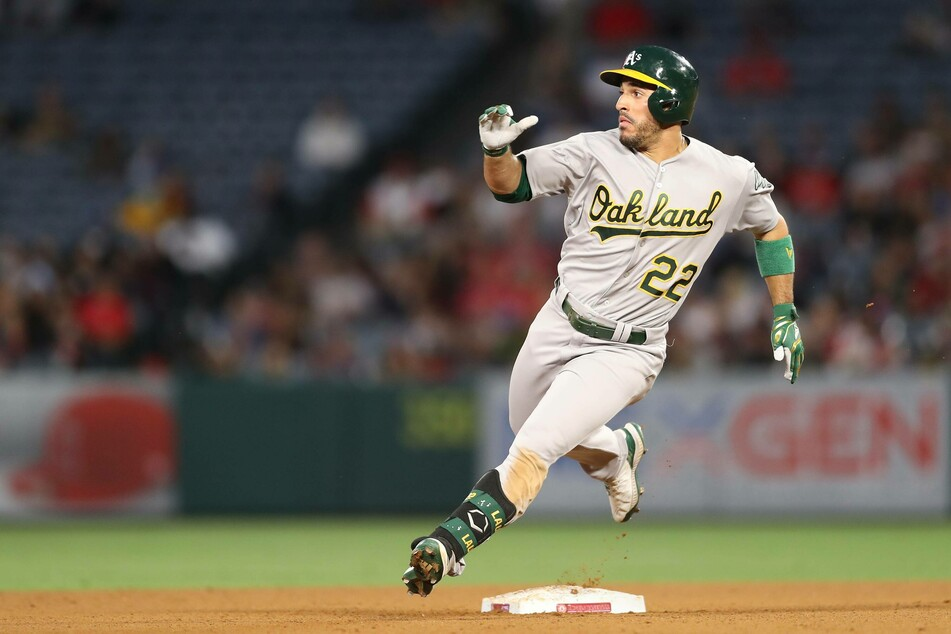 Oakland Athletics center fielder Ramon Laureano has hit a homer in three straight games, as his A's beat the Blue Jays on Monday night