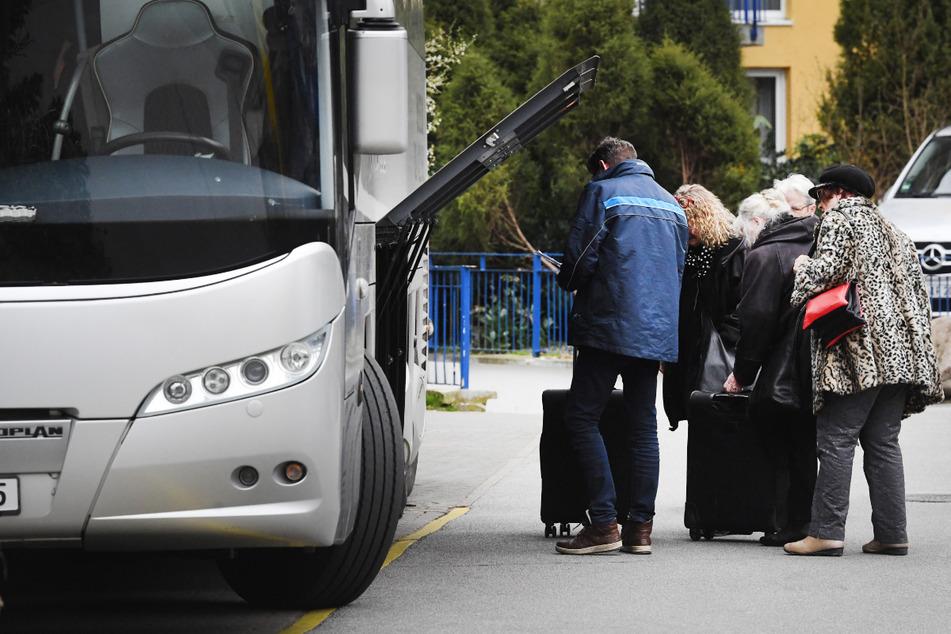 Corona-Rettungsschirm: Busunternehmen bekommen 40 Millionen Euro