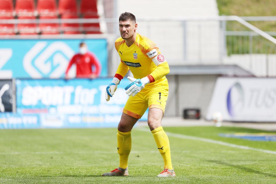 Dauerbrenner: FSV-Keeper Johannes Brinkies bestritt jede Spielminute.