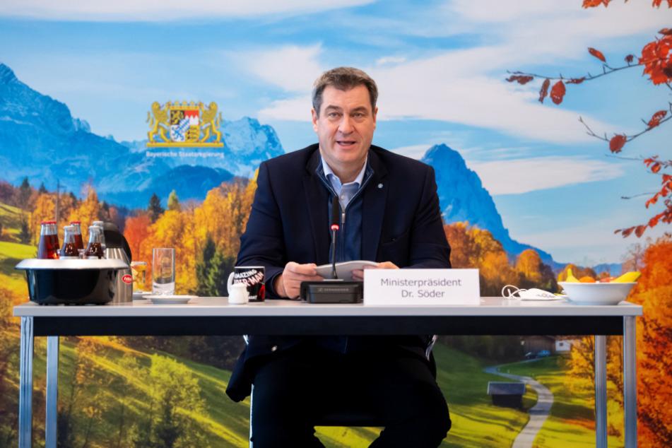 Markus Söder fordert eine Corona-Steuerreform.
