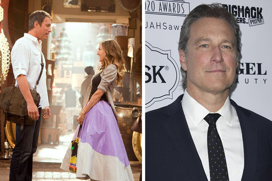 John Corbett played the love interest of Carrie Bradshaw in the original Sex and the City.