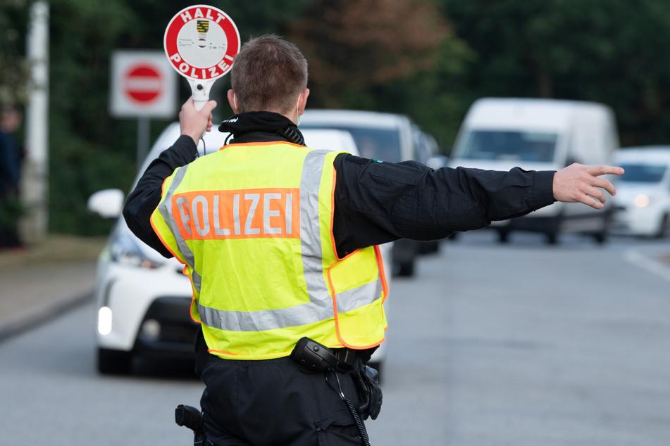 Polizei schnappt Fahrrad-Hehler auf der A4