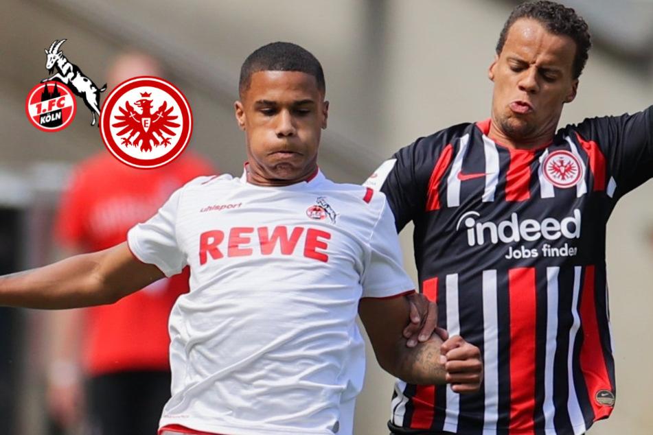 Europa-Traum ausgeträumt: Dost rettet Eintracht Remis beim 1. FC Köln