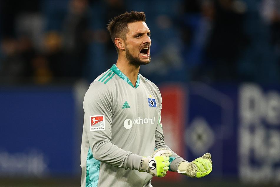 Sven Ulreich (32) kam vom FC Bayern München zum HSV.