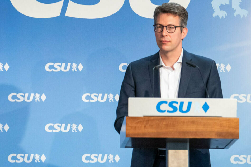 CSU-Generalsekretär Markus Blume sieht Deutschland vor der härtesten Zeit seit dem Beginn der Pandemie. (Archiv)