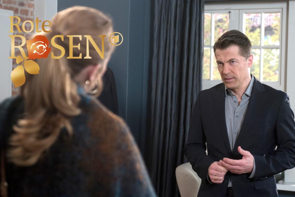 """Rote Rosen"": So reagiert Carla auf Gregors Seitensprung"