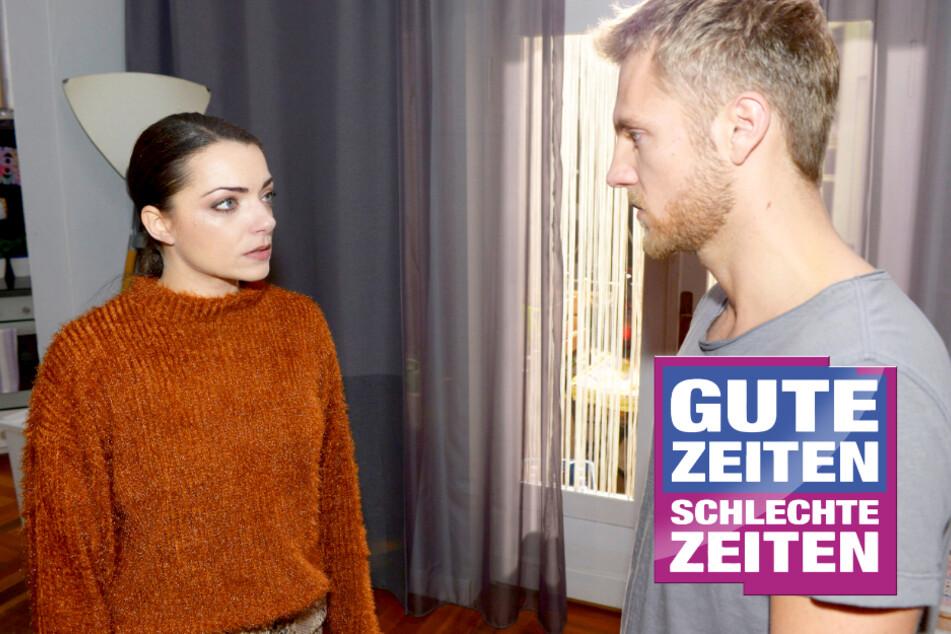 GZSZ: Hat Emily für Geld Sex mit anderem Mann?
