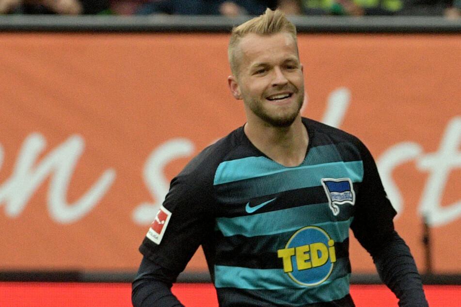 Pascal Köppe wechselte vor zwei Jahren zu Hertha BSC.