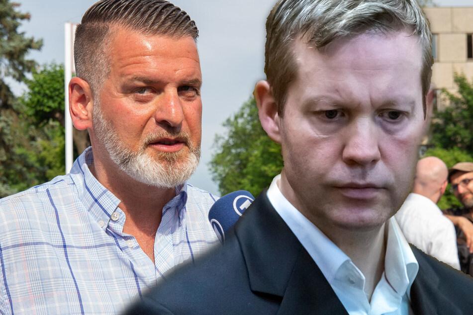 Kopfschuss-Mord an Walter Lübcke: Stand Stephan Ernst in engem Kontakt mit NPD-Vorstand Heise?