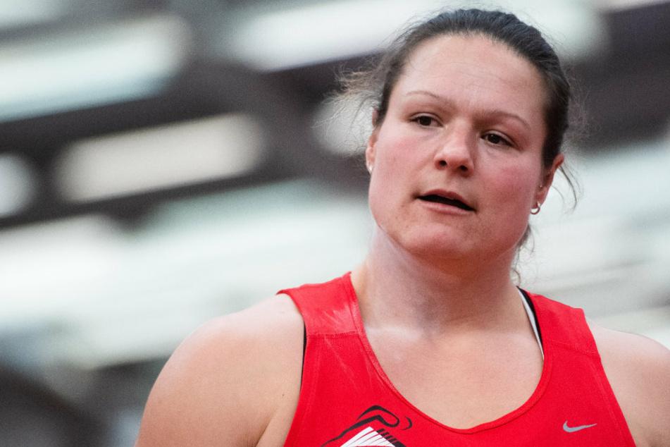 Warum die Olympia-Absage für Kugelstoßerin Christina Schwanitz besonders bitter ist