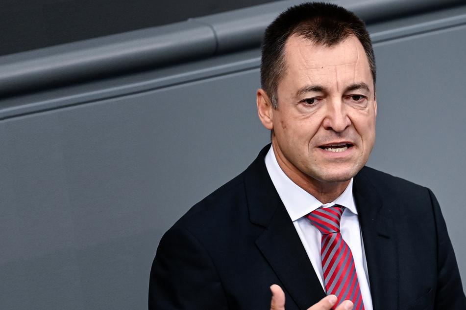 Der Dresdner FDP-Bundestagsabgeordnete Torsten Herbst (47).