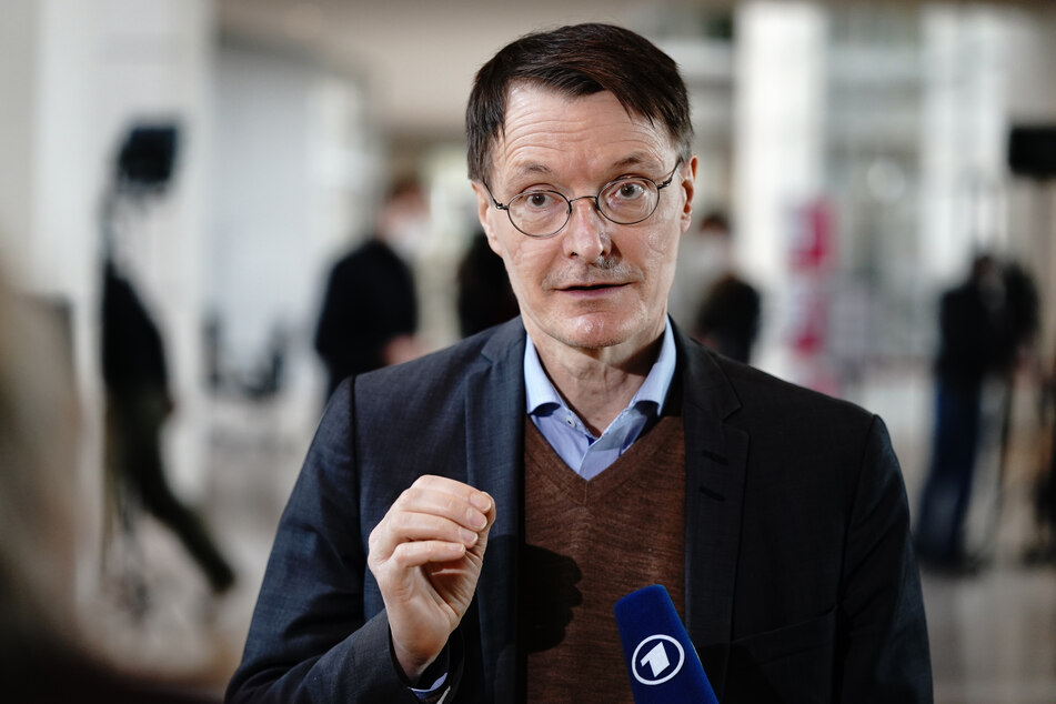 Karl Lauterbach, Gesundheitsexperte der SPD.