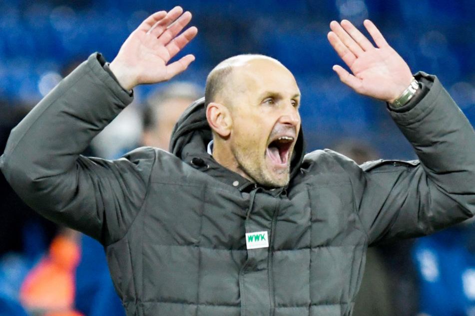 Der FC Augsburg hat sich laut einem Medienbericht mit sofortiger Wirkung von Übungsleiter Heiko Herrlich (49) getrennt.