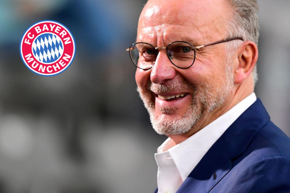 Größerer Kader nötig: Wen will Bayern-Boss Rummenigge noch ins Boot holen?