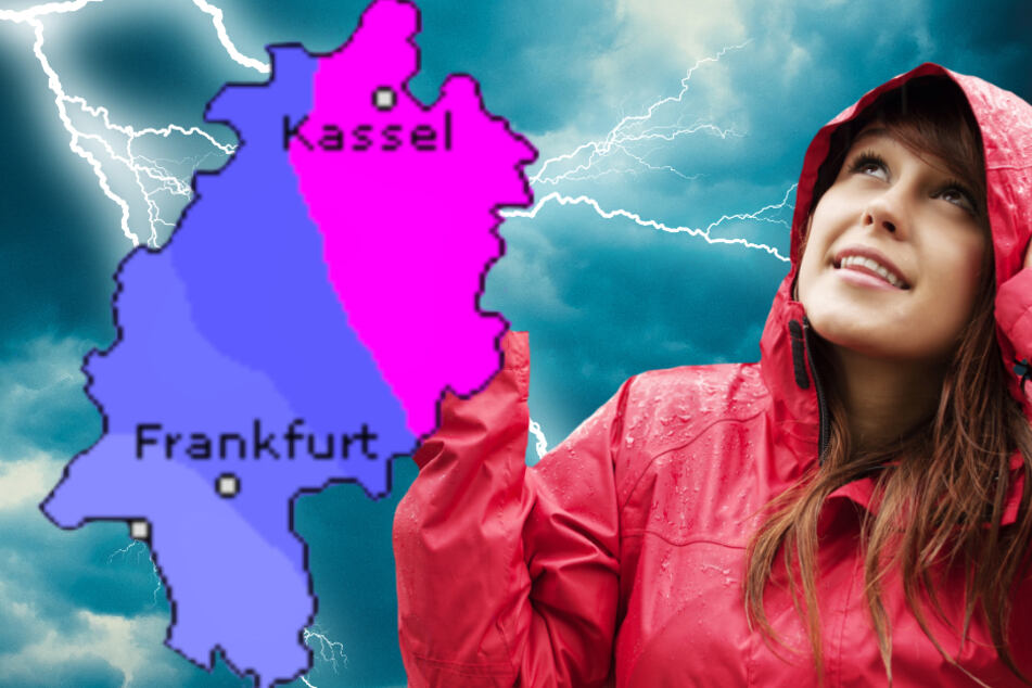 Frankfurt: Genießt das schöne Wetter! Starkregen und Hagel kommen nach Frankfurt und ganz Hessen