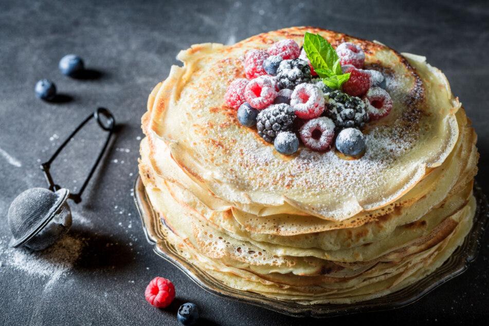 Diese Geheimzutat macht Pfannkuchen super fluffig