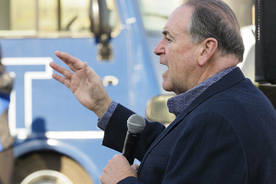 """Mike Huckabee accused of """"adding fuel to anti-Asian hate"""" with snarky tweet"""
